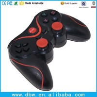 Wiredless USB twin Shock Game pad Controller Joystick for PC