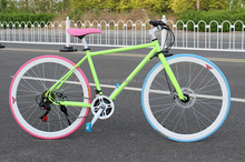 aluminium variable speed fixed gear bicycle for girls and boys