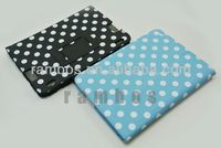 Polka Dot Leather Stand Case Cover 7 inch Tablet PC Cover for Amazon Kindle Fire HDX