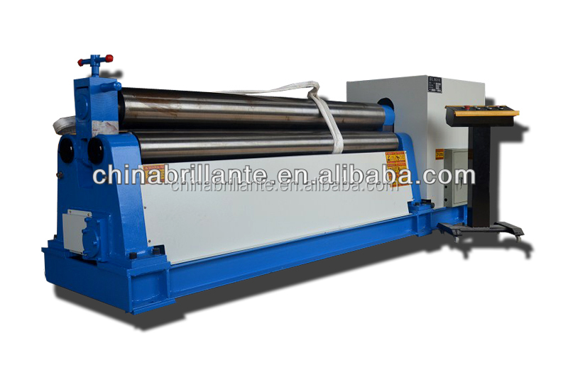 JIANGSU NANTONG: <strong>W11</strong> series roll carbon <strong>steel</strong> sheet plate , 3-roller <strong>rolling</strong> bending <strong>machine</strong> , carbon sheet roll