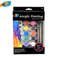 Premium Art Painting DIY Colored Acrylic Paint For Kids