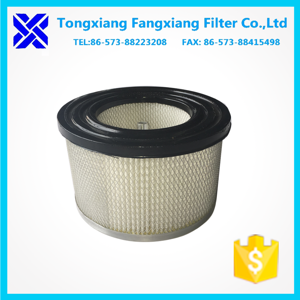 OEM Cartridge Hepa Filter With Aluminum Alloy Frame(ISO9000 RoHS)