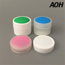 Wholesales Pot Cream Jar/Cosmetic Container Plastic Jar For Cosmetic Packaging
