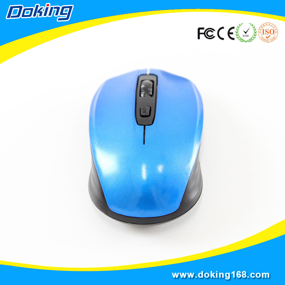 Custom good quality wireless mouse for PC game