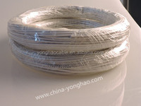 Bare copper PVC Insulated wire and cable electronic wire Various color 16~28AWG UL1007 HOOK UP WIRE