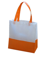 best selling custom handle shopping foldable non woven bag with great price
