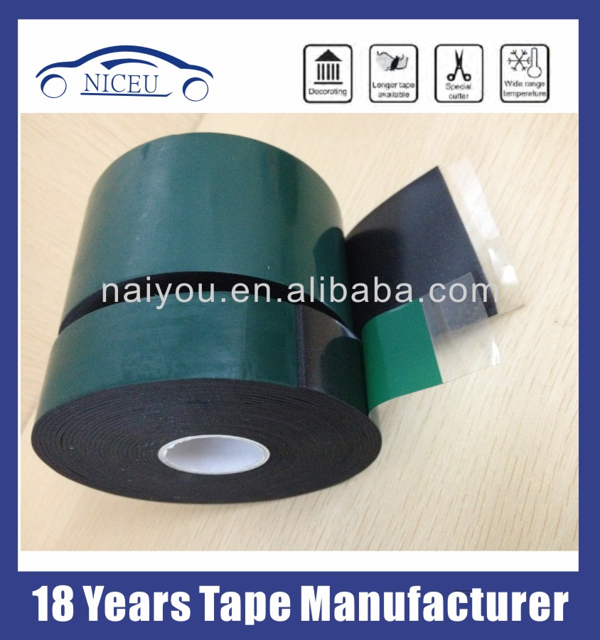 Cheap price Strong Adhesive Pe/eva Foam Tape Double Sided Foam Mounting Tape