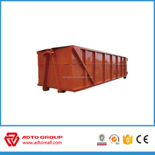 OEM roll off/on container for truck waste recycling hook lift bins