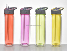 Factory Directly Provide World Cup Promotion Gift Fruit Infuser Water Bottle