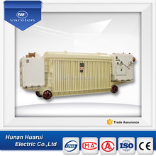 Low noise mining flame proof dry type transformer equipment for mining
