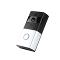 Wireless wifi Doorbell Pinhole Video Camera SD Card CCTV Camera wi-fi video doorbell camera