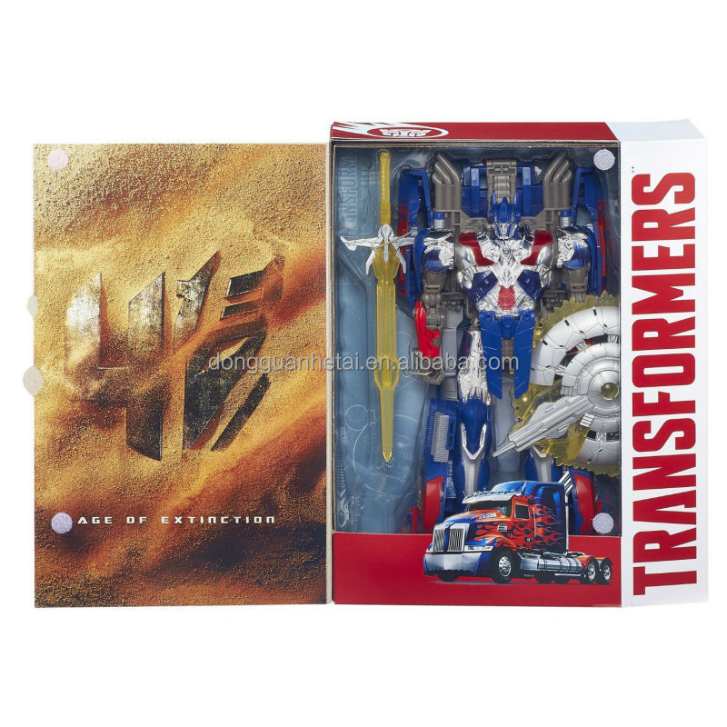 Takara tomy transform Age of Extinction Generations Leader Class Optimus Prime Figure