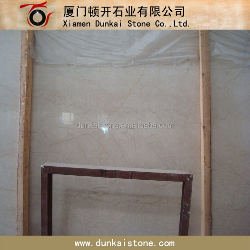 Hot-Sale Beige Spanish Botticino Marble for Indoor Decoration