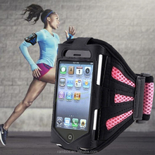 Breathy Mesh Sport Armband Gym Running Phone Bag Cover Case for iPhone 6S 6S Plus