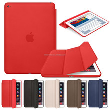 Luxury Slim Stand Genuine Leather Cover Smart Case For Apple iPad Pro 9.7 inch