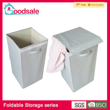 Foldable hamper dirty clothes storage luandry basket storage box