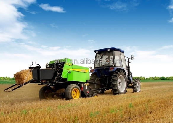 best price high working efficiency tractor PTO use square hay baler, grass square baler,straw square baler