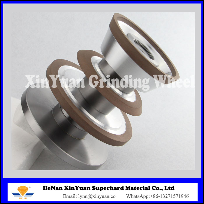 Diamond Resin Grinding Wheels for Cemented Carbide Steel