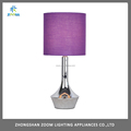 Hot sell removable touch sensor switch vintage table lamp for hotel guestroom