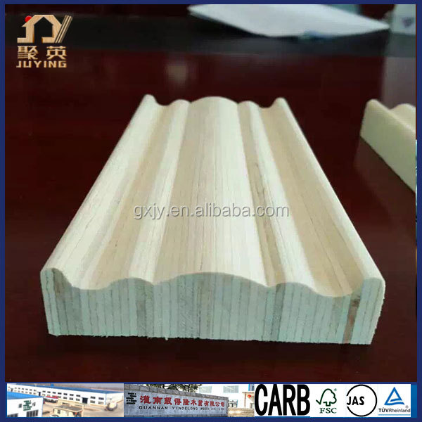 mouldings interior decorative poplar lvl mouldings/door jambs