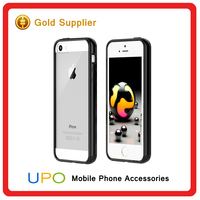 [UPO] Top Quality Shockproof Candy Color Tpu PC Phone Case for iphone 5