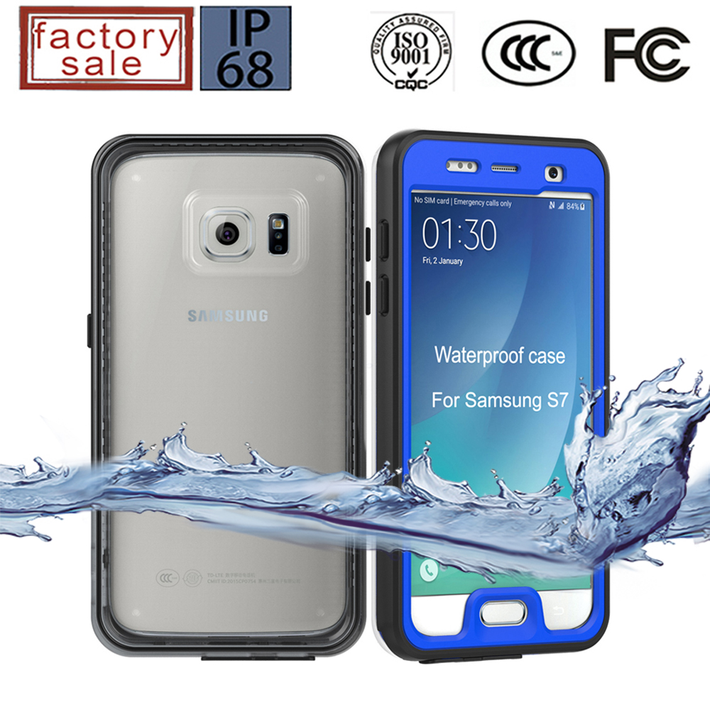 for samsung galaxy s7 waterproof case waterproof case for samsung galaxy s7 new 2016 buy for. Black Bedroom Furniture Sets. Home Design Ideas