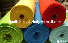 Good quality colorful polyester needle punched nonwoven felt for bags, clothes, articrafts, etc