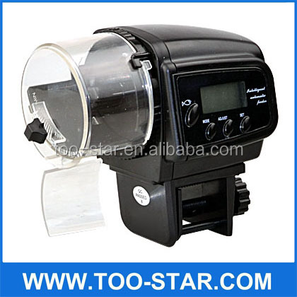 LCD Digital Automatic Fish Food Feeder Timer