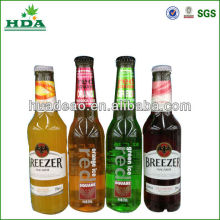 bottle neck shrink sleeve for joint mixture