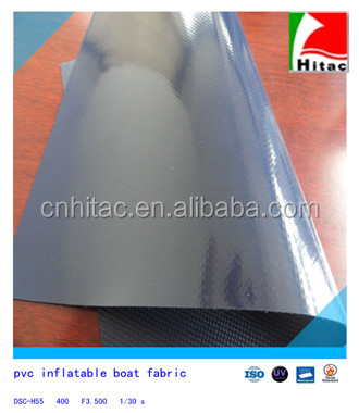 pvc inflatable boat fabric vinyl fabric