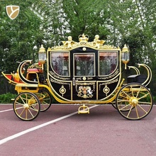 Princes Wedding Horse Carriage Horse Cart For Sale