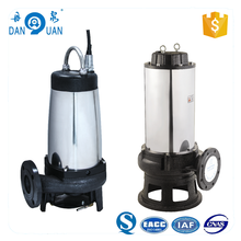 WQ/JYWQ Series Used Submersible Sewage Water Pumps for Sale