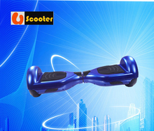 Hot trend brand 6.5inch 2 wheel future foot air-filled tire self balancing electric scooter