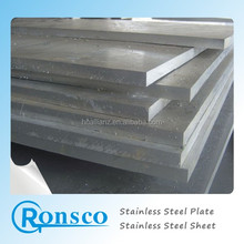 3 mm thickness 316 Stainless steel plate for builing using
