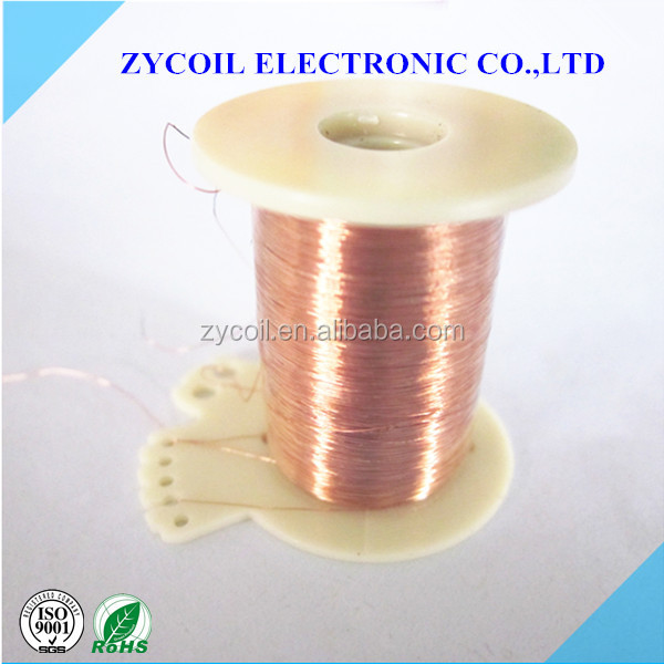 Zycoil Product of Plastic Copper Coil Bobbin Winding