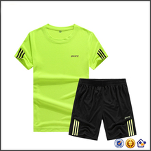 online shopping free shipping wholesale boys men dry fit soccer wear jerseys football t shirt and <strong>sports</strong> print shorts set
