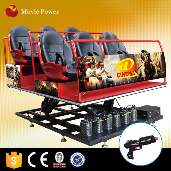HD films/movies FREE! hydraulic 9d theater