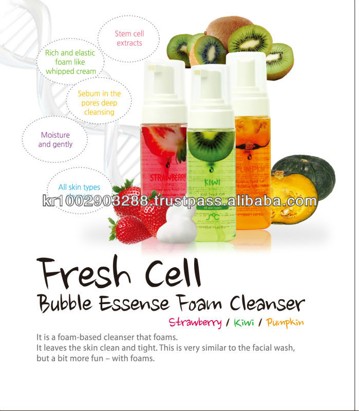 Bubble Foam Cleanser(RBS-107)