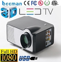 1080p full hd led lcd projector daytime led projector ultra short throw projector