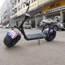 1000w Seev Citycoco Scooter 2 Wheel Hoverboard Big Rock Tyre YIDE Citycoco Electric Scooter