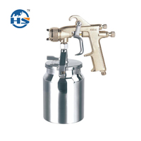 Top Rated Excellent Atomization wood painting spray gun 4001