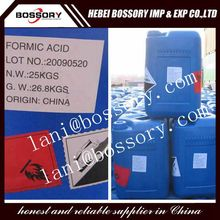 formic acid producer/85% 90% 94% hot sale/cas no.: 64-18-6