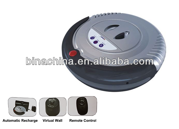 2015 Hot Selling Intelligent Robot Vacuum Cleaner