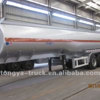 45CBM Crude Oil Tank Trailer Sells