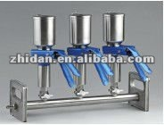 Manifolds Vacuum Filtration,SS316L stainless steel holder