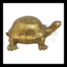 high quality life size bronze turtle sculpture