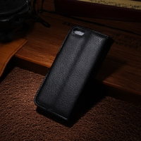 Excellent quality classical leather cell phone cases for iphone5c