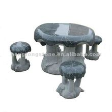 Garden Stone Table and Chairs