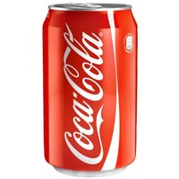 COCA-COLA 0,33L x 24 PCS Soft Drink