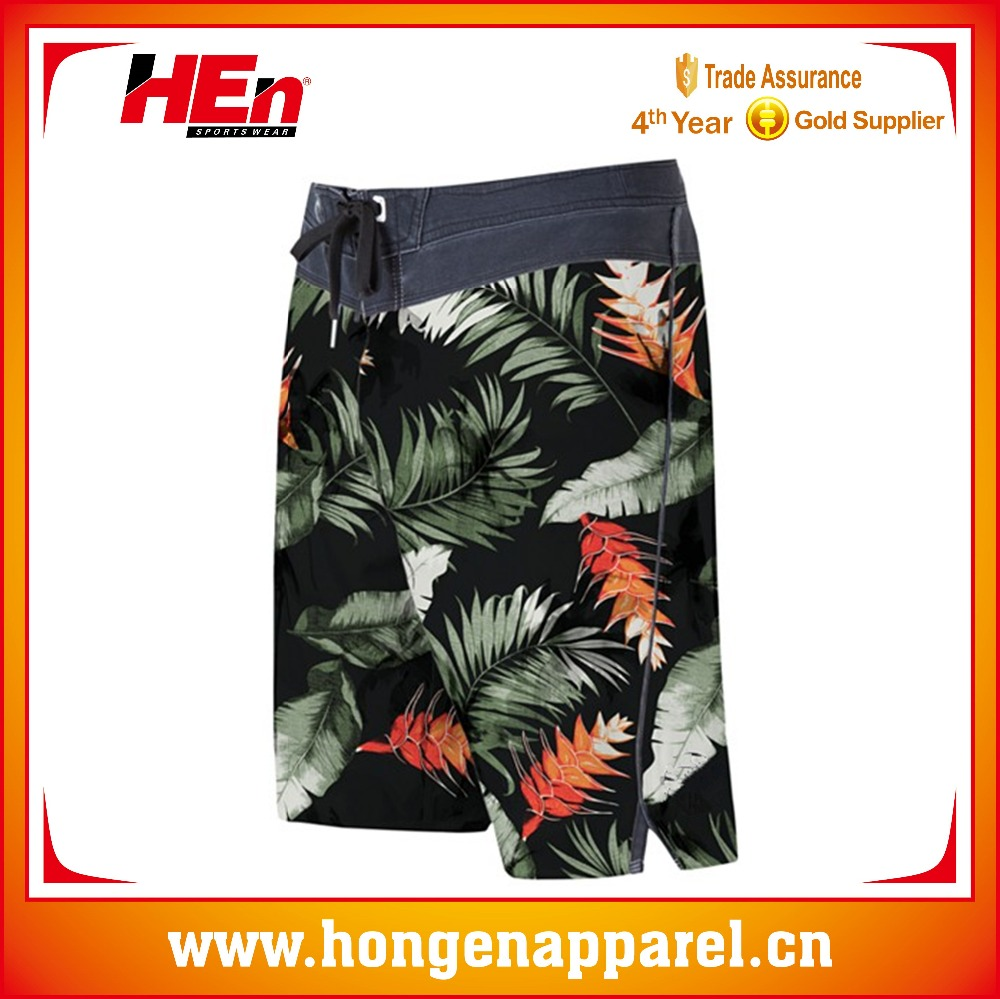 Hongen apparel Wholesale High Quality Cheap price Sexy One Piece Swimsuits For Women/ Men Swimming shorts